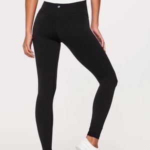 NWOT lululemon align II leggings